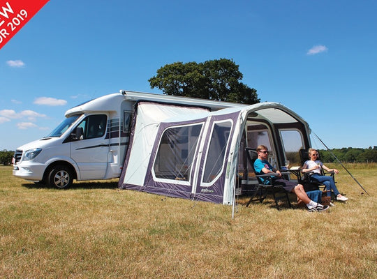 Outdoor Revolution Movelite T3 Highline Air Driveaway Awning (2019)