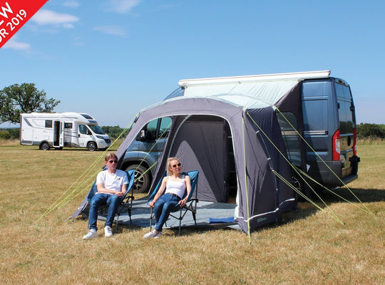 Outdoor Revolution Turismo Low-Midline Driveaway Awning (2019)