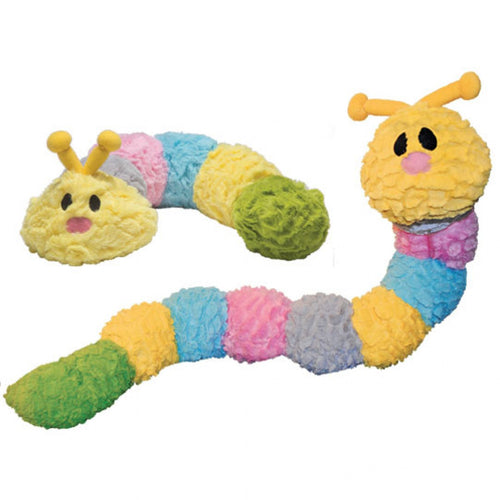 Patchwork Pet Soft Plush Dog Toys - Various