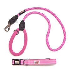 "Long Paws Comfort Collection 30"" Padded Rope Lead & Collar Set"
