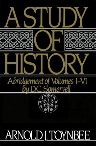A Study of History (2 Volumes) Abridged by Arnold J. Toynbee (Author)
