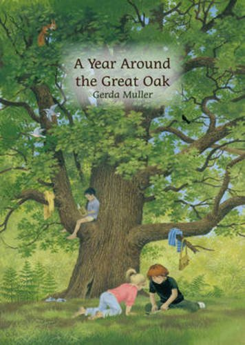 A Year Around the Great Oak by Gerda Muller  (Author)