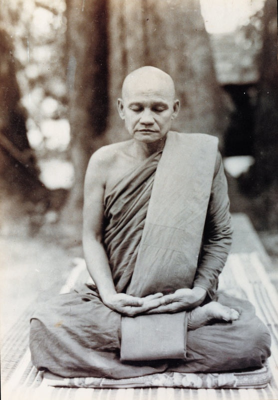 Ajahn Chan Subhatto: Two monks were returning to the monastery