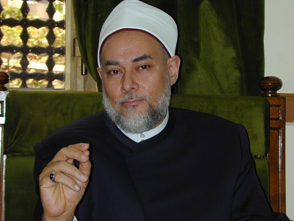 Shaykh Ali Gomaa (Former Grand Mufti of the Arab Republic of Egypt); Egypt