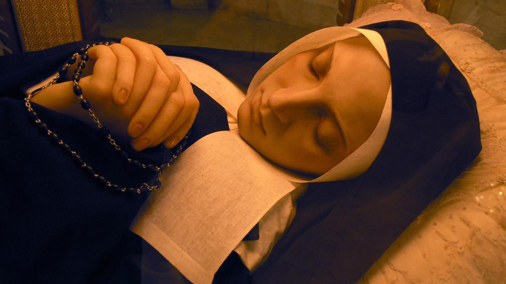 St. Bernadette Soubirous: From this moment on