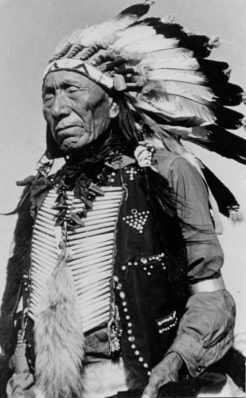 Black Elk: The human heart is a sanctuary