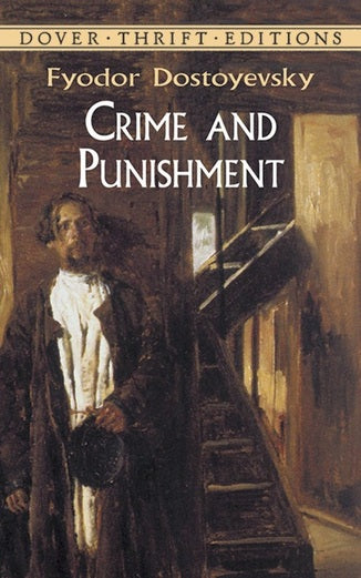 Crime and Punishment by Fyodor Dostoyevsky (Author), Constance Garnett (Translator)