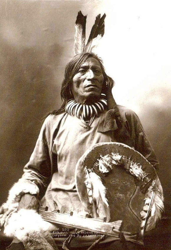 Sioux Prayer: Hear me, four quarters of the world