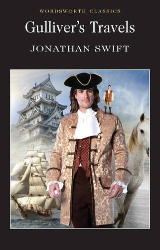 Gulliver's Travels by Jonathan Swift  (Author), Doreen Roberts (Introduction), Dr Keith Carabine (Series Editor)