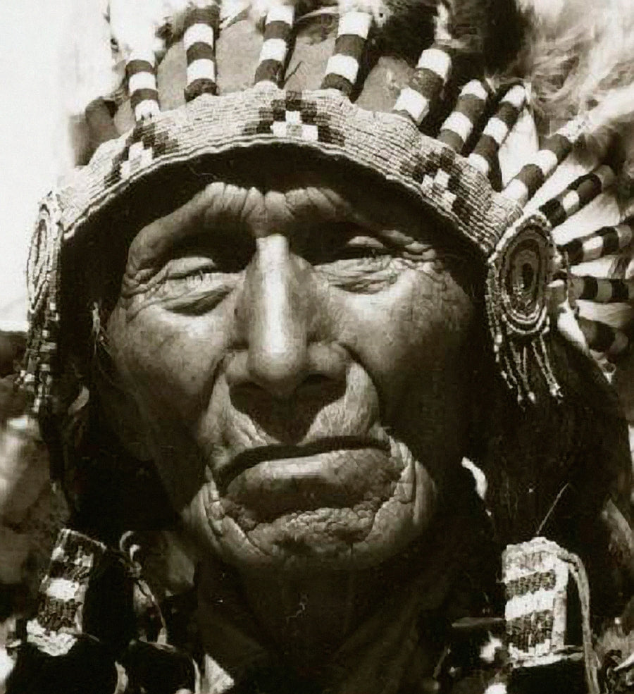 Black Elk: Lean to hear my feeble voice