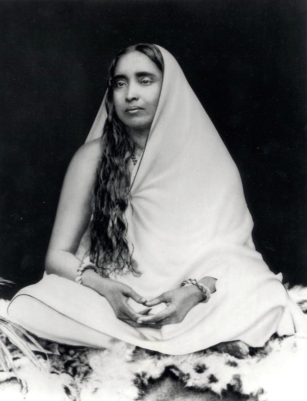 Quotes by Holy Mother Sri Sarada Devi