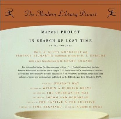 In Search of Lost Time: Proust 6-pack by Marcel Proust (Author)