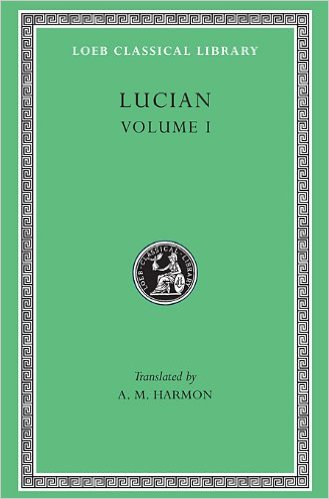 Lucian (Vol. 1-8) by Lucian of Samosata (Author)