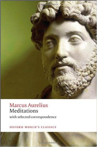 Meditations: with Selected Correspondence by Marcus Aurelius  (Author), Robin Hard (Author), Christopher Gill (Author)