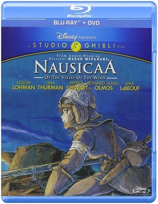 Nausica of the Valley of the Wind (1984)