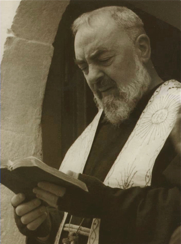 Padre Pio: My past, O Lord