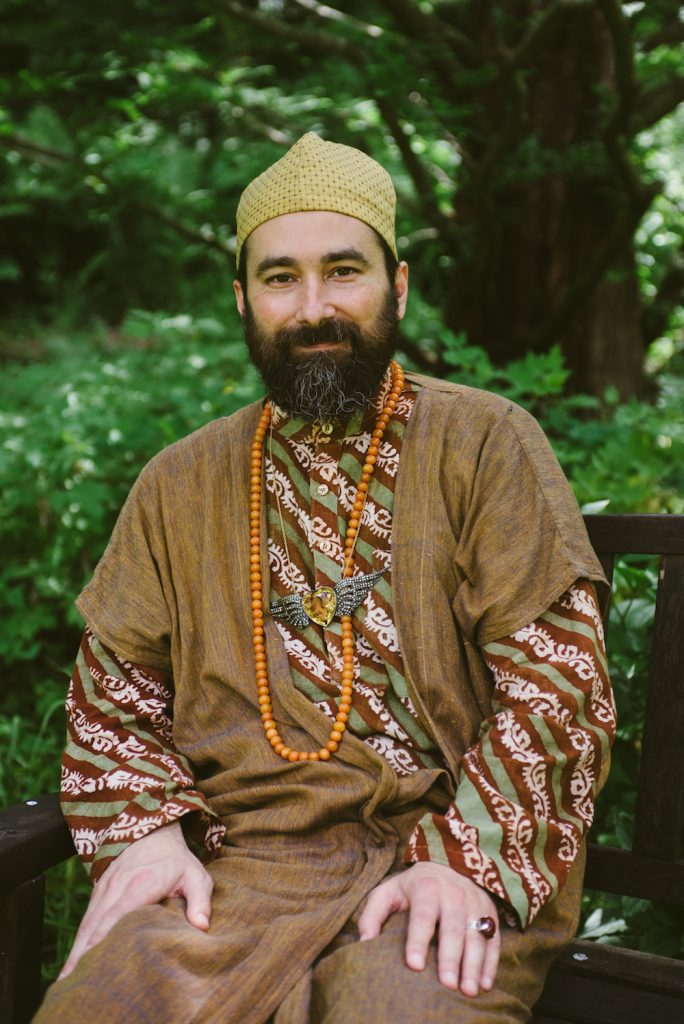 Pir Zia Inayat Khan; Virginia, US