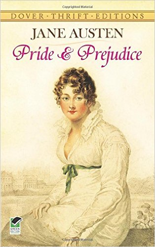 Pride and Prejudice by Jane Austen  (Author)