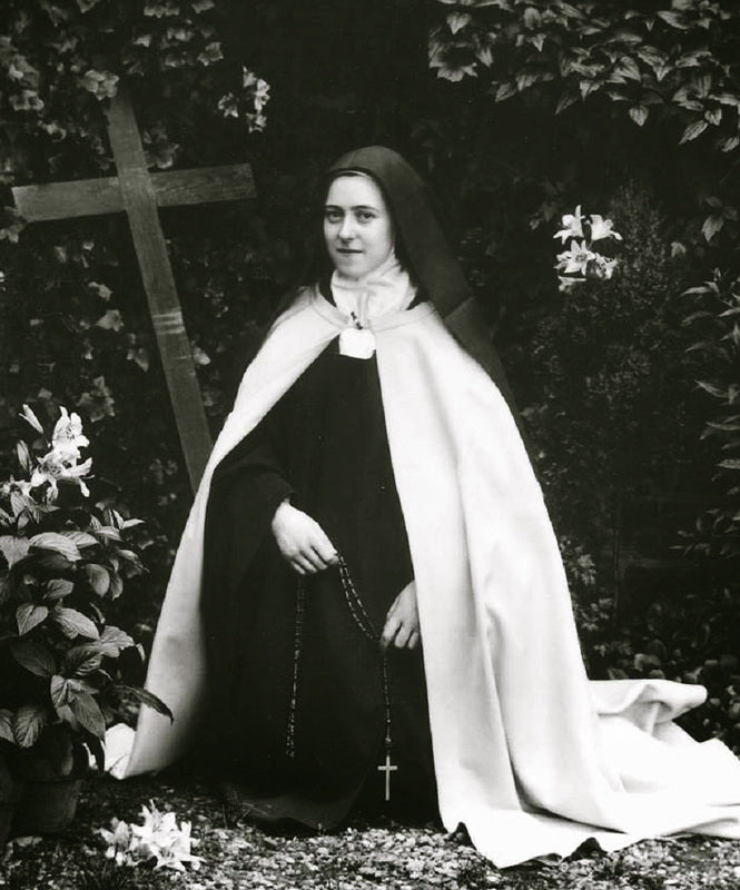 St. Therese of Lisieux: I understood that every flower