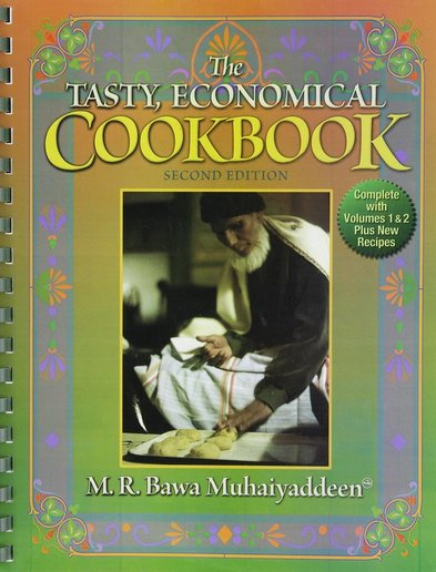 Tasty, Economical Cookbook: Vegetarian Recipes  by M.R.Bawa Muhaiyaddeen (Author)
