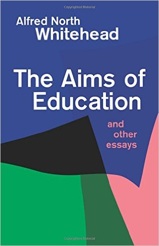 The Aims of Education and Other Essays Reissue by Alfred North Whitehead (Author)