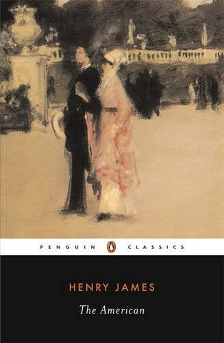 The American by Henry James (Author)