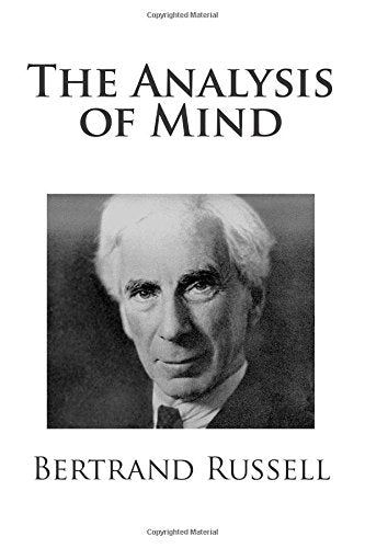 The Analysis of Mind by Bertrand Russell (Author)