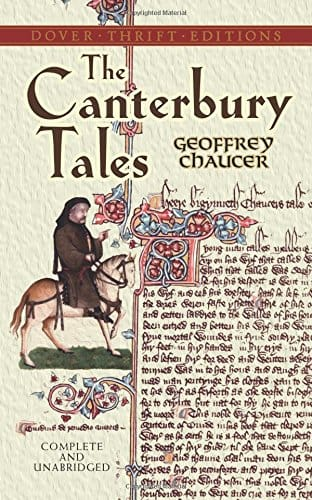 The Canterbury Tales by Geoffrey Chaucer  (Author), J. U. Nicholson (Translator)