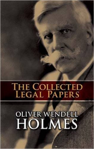 The Collected Legal Papers by Oliver Wendell Holmes Jr. (Author)