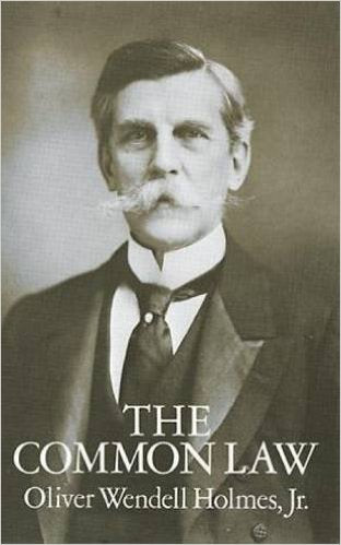 The Common Law by Oliver Wendell Holmes Jr. (Author)