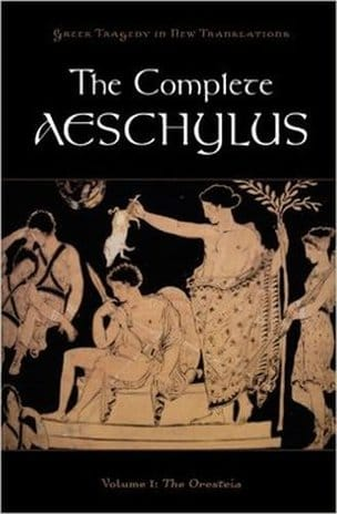 The Complete Aeschylus: Volume I & II by Aeschylus  (Author), Peter Burian (Author), Alan Shapiro (Author)