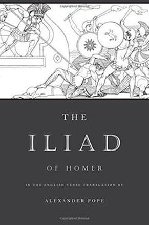 The Iliad: The Verse Translation by Alexander Pope by Homer  (Author), Alexander Pope (Translator), Ex Fontibus Company (Contributor)
