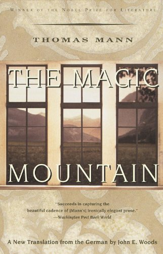 The Magic Mountain by Thomas Mann (Author), John E. Woods (Translator)
