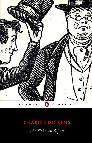 The Pickwick Papers by Charles Dickens  (Author), Mark Wormald (Editor), Mark Wormald (Introduction)