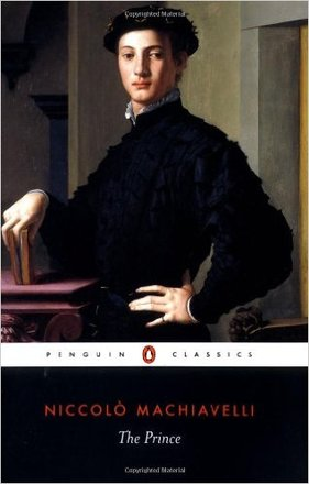 The Prince by Niccolo Machiavelli  (Author), George Bull (Translator), Anthony Grafton (Introduction)