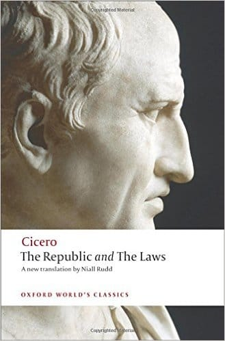 The Republic and The Laws by Cicero (Author), Jonathan Powell (Contributor), Niall Rudd (Contributor, Translator)