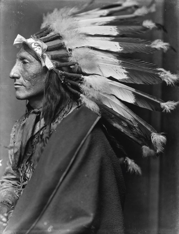 Chief Crazy Horse: Upon suffering beyond suffering