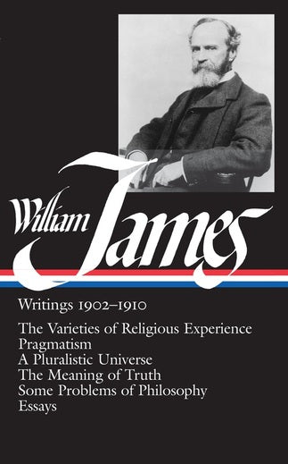 William James: Writings 1887-1910 by William James (Author)