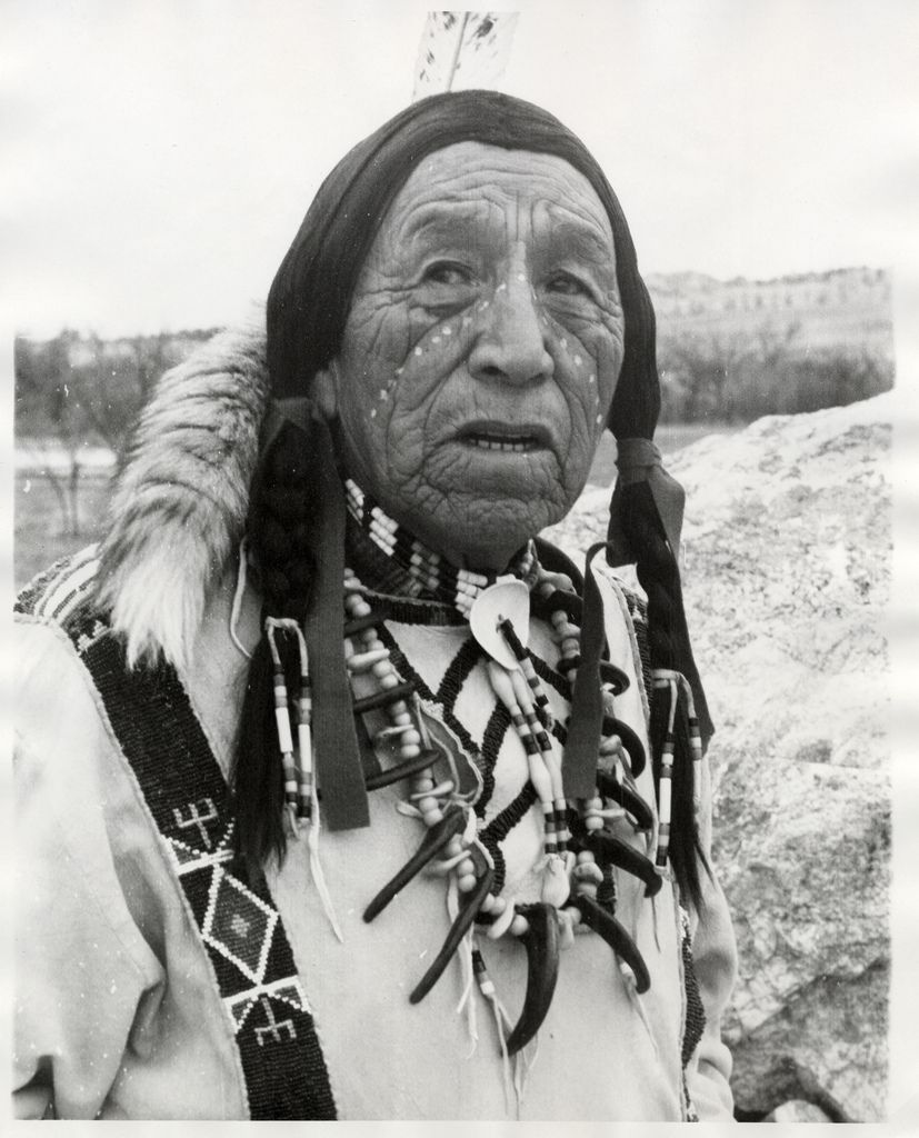 Black Elk: The first peace