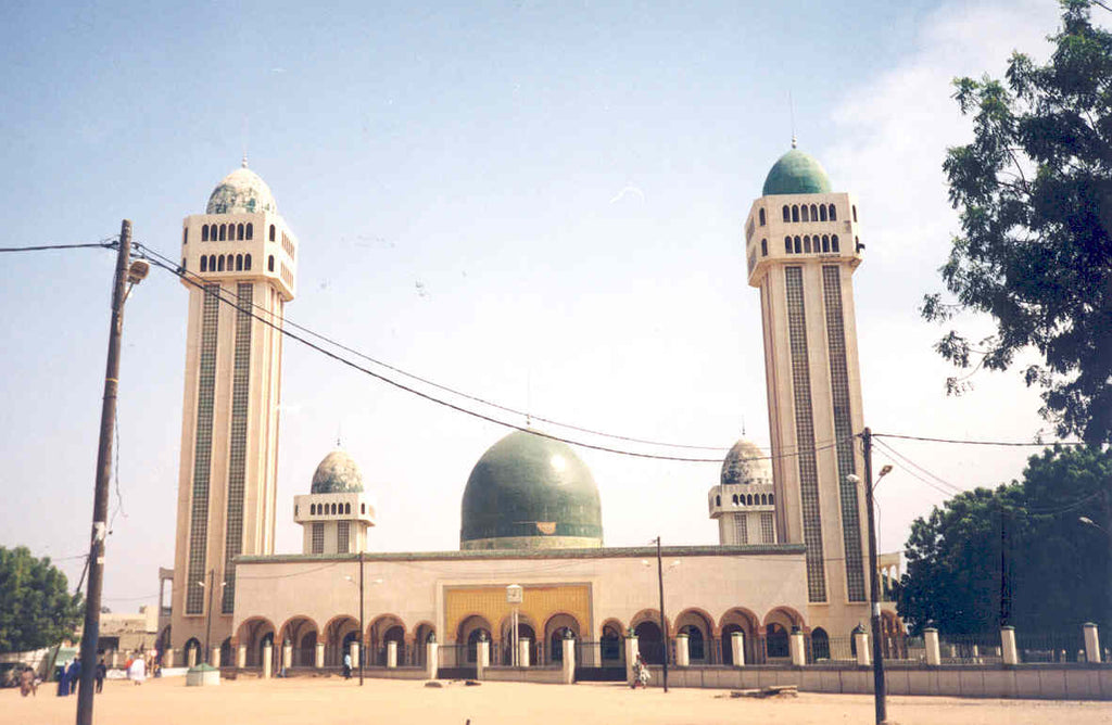 Great Mosque of Medina Baye