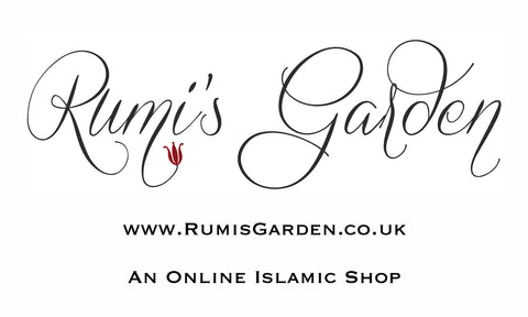 Rumi's Garden, an Online Islamic Shop