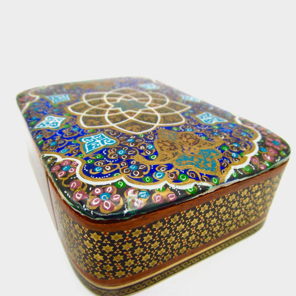 Small  inlay iIanian box