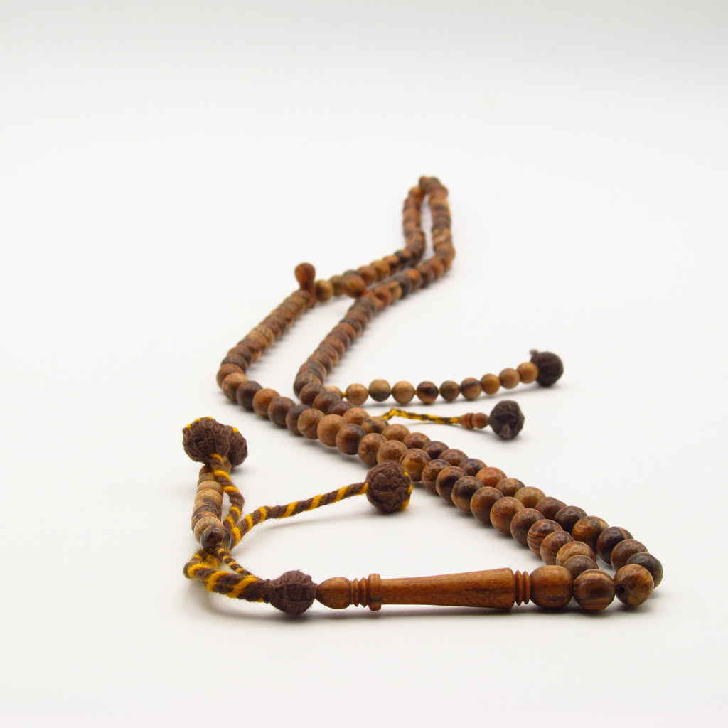 Aloeswood prayer bead from Egypt