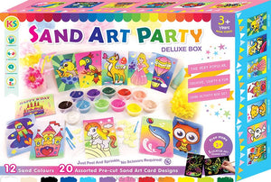 Sand Art Party Deluxe Pack