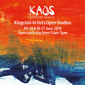 Open Studios and taking part