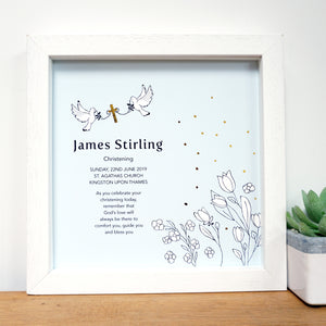 Personalised Christening Gift - Ant Design Gifts