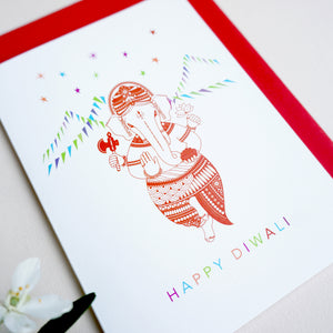 Diwali Card - Ant Design Gifts