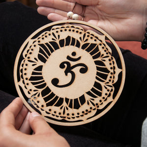 Om Symbol Wall Decor