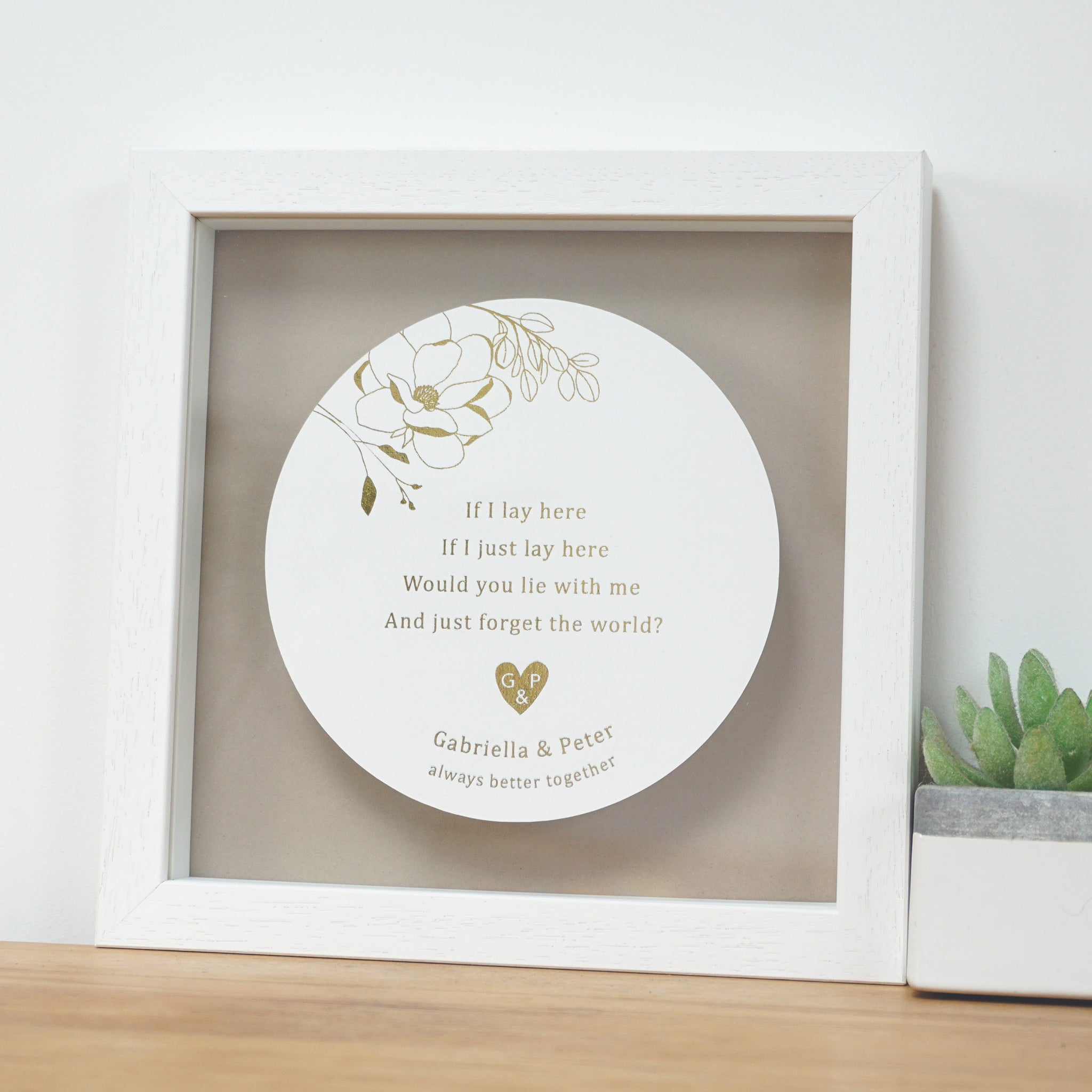 Valentines Day Gift - Ant Design Gifts