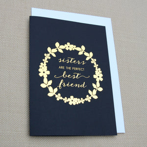 Gold Card for Sister